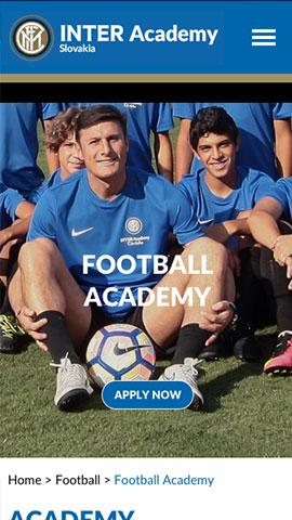 Inter Academy Nemestic 2018